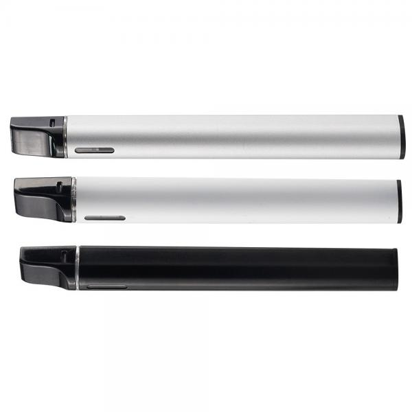 Wholesale black and white color pure Empty ceramic Welcome Customized disposable vap pen #1 image