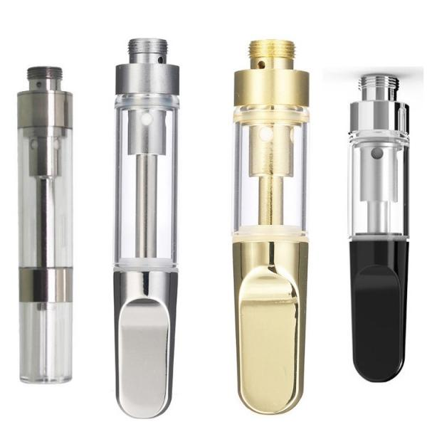 Best-Selling Disposable E-Cigarette Ceramic Coil Cbd Vape Pen #1 image